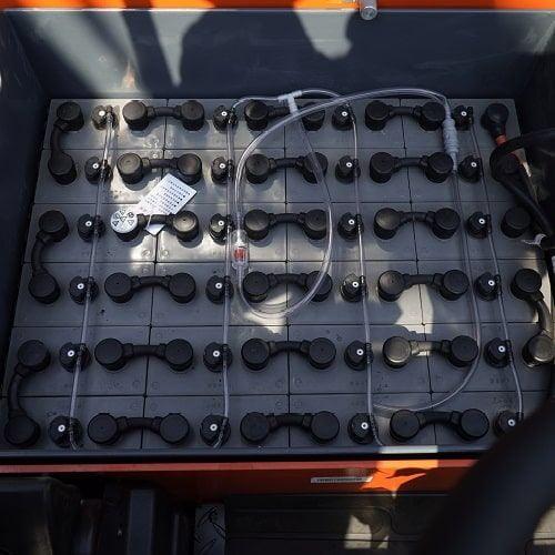 Ắc quy xe nâng điện