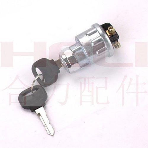 Ổ khóa xe nâng điện