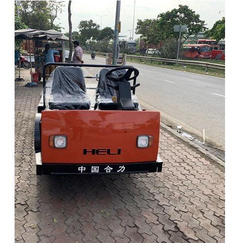 Xe ô tô chở hàng chạy điện