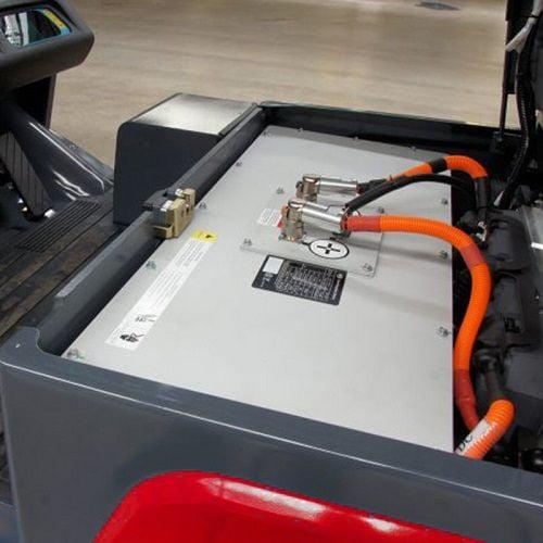 Xe nâng điện lithium heli