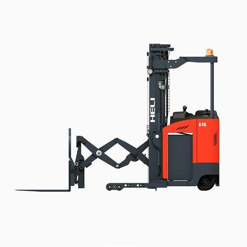 Xe nâng điện reach truck Heli