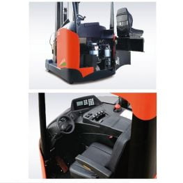 Xe nâng reach truck g2 series