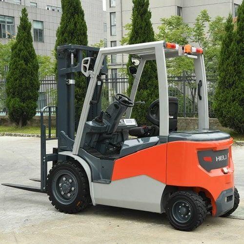 Xe nâng điện Lithium