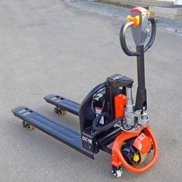 Xe nâng tay điện heli cbd15J-Li
