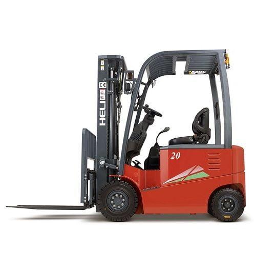 Xe nâng điện 2 tấn và 2.5 tấn