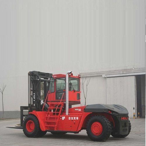 Xe nâng 28-32 tấn Heli