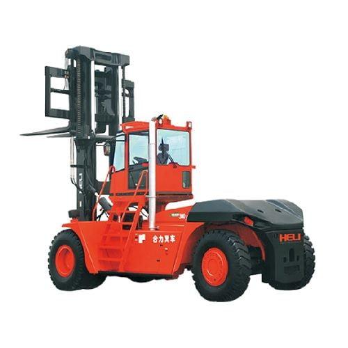 Xe nâng 30 tấn
