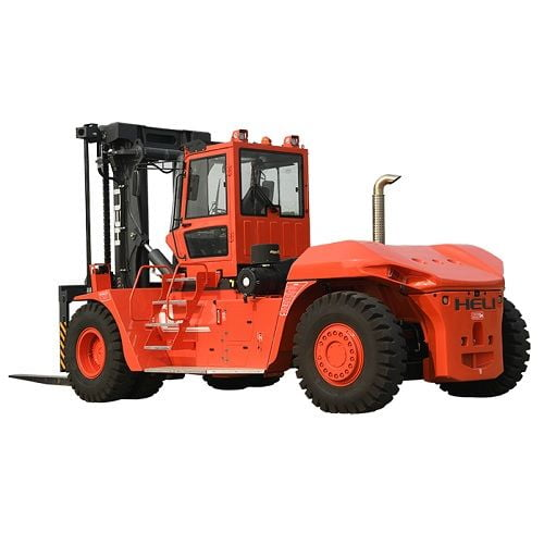 Xe nâng 34-36 tấn Heli