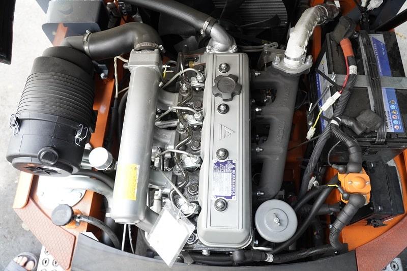 bảo dưỡng động cơ xinchai c490 xe nâng heli