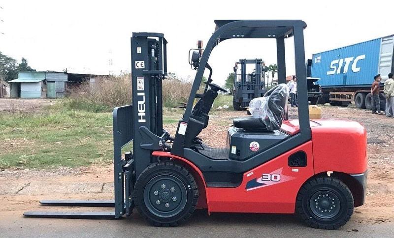 bảo dưỡng xe nâng heli 3 tấn h3 series