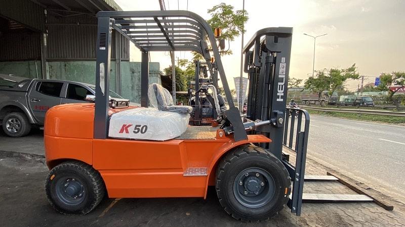 bảo dưỡng xe nâng heli 5 tấn cpcd50-qc5k2