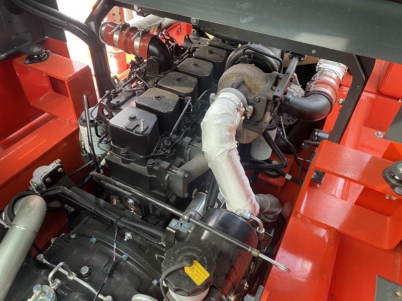 hệ thống động cơ xe nâng Heli 18 tấn