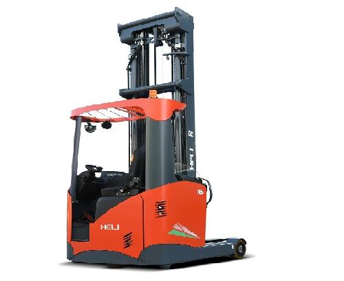 giá xe nâng điện reach truck 2 tấn