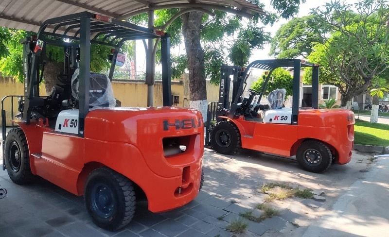 xe nâng 5 tấn tại Quảng Ngãi