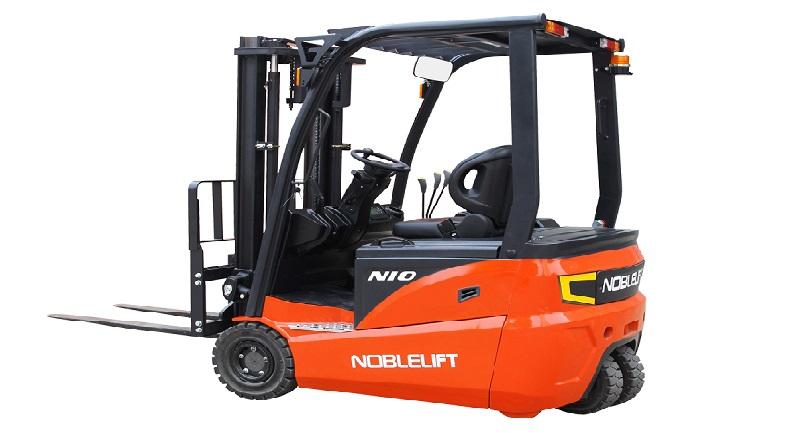 xe nâng điện ngồi lái noblelift