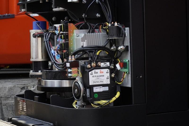 mô tơ điện xe nâng điện đứng lái Heli
