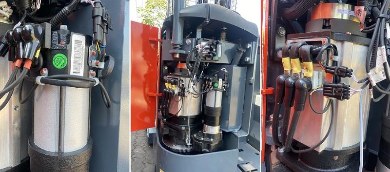 Động cơ điện xe nâng Reach truck Heli