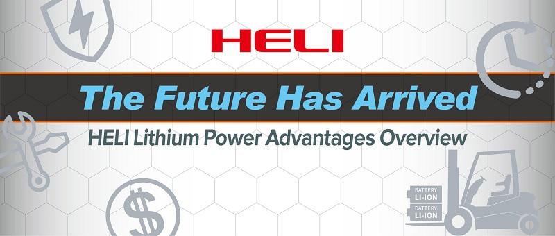 bình điện lithium xe nâng 3 bánh đứng lái heli