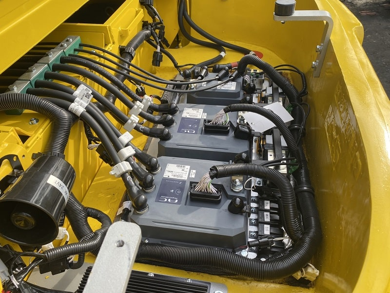 bộ điều khiển xe nâng điện 5 tấn