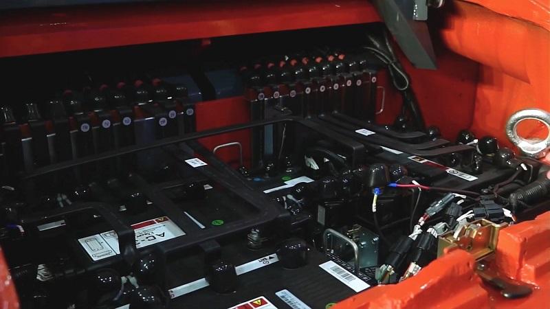 bo mạch điều khiển xe nâng điện 10 tấn