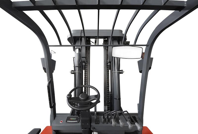 khung nâng xe nâng điện 10 tấn và 9 tấn