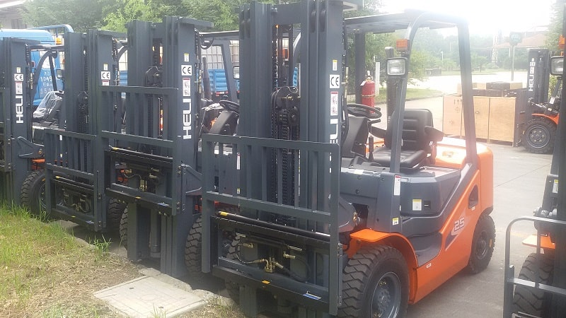 các option lắp thêm xe nâng dầu heli 1.5 tấn