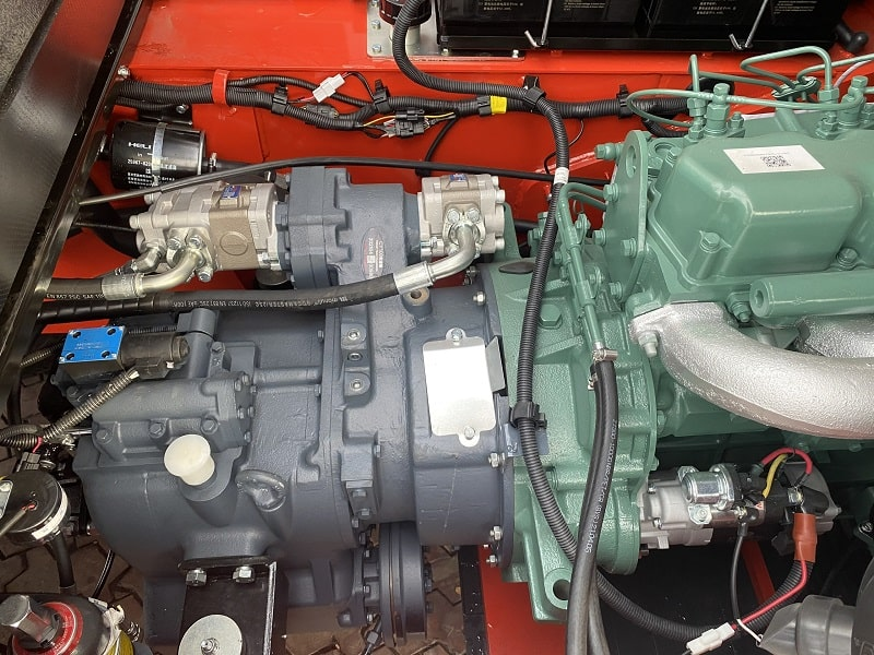 động cơ xe nâng Heli 10 tấn