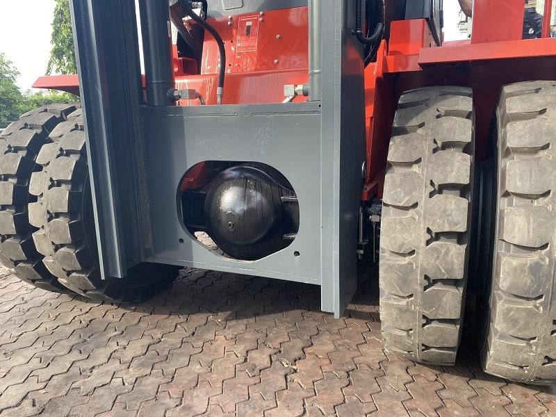 cầu truyền động Meritor xe nâng 15 tấn