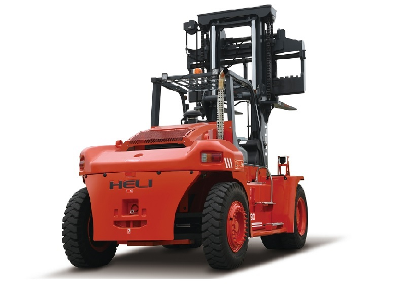 xe nâng hàng Heli 15 tấn