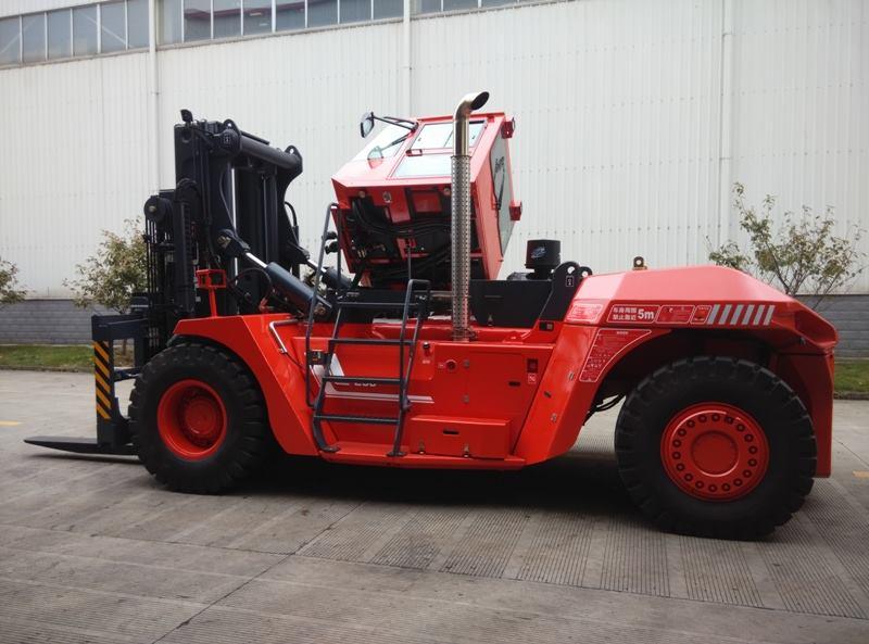 xe nâng Heli 30 tấn model G2 series