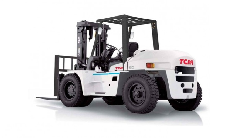 xe nâng TCM 7 tấn