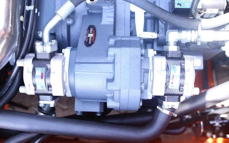 bơm thủy lực xe nâng Heli 5 tấn