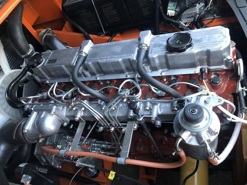động cơ mitsubishi s6s xe nâng heli 5 tấn