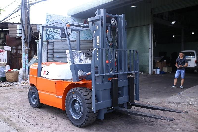 Xe nâng dầu 5 tấn CPCD50-QC5K2