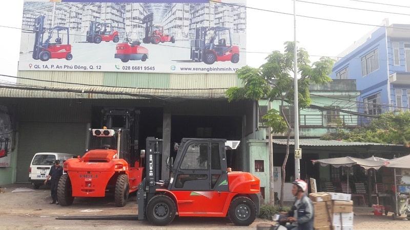 bán xe nâng Heli 16 tấn