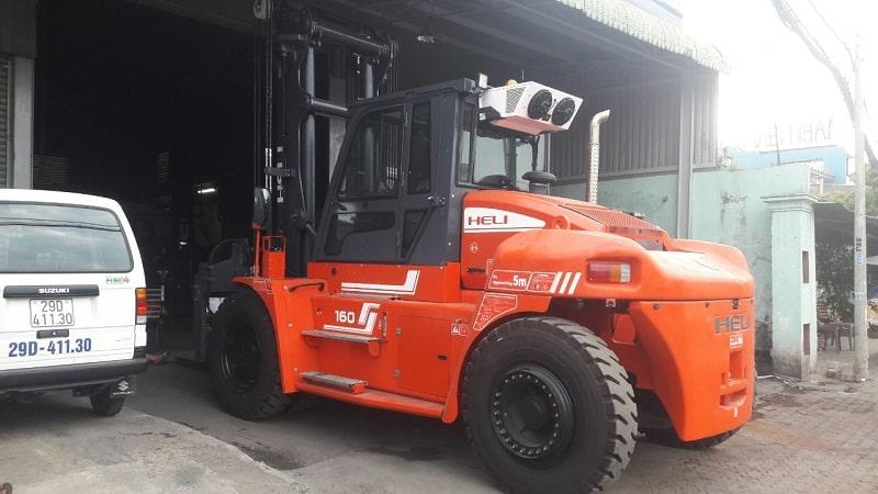 Xe nâng HELI 16 tấn G series CPCD160-CU-06IIG